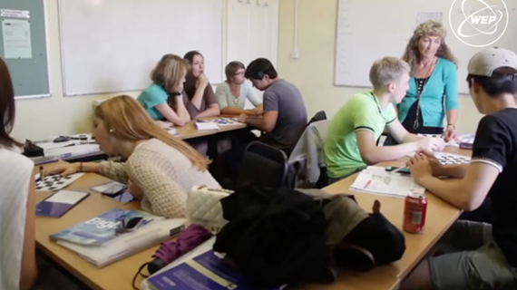 (video) Eastbourne School of English