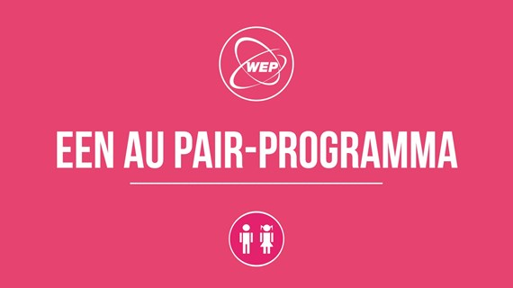 (video) Een au pair-programma