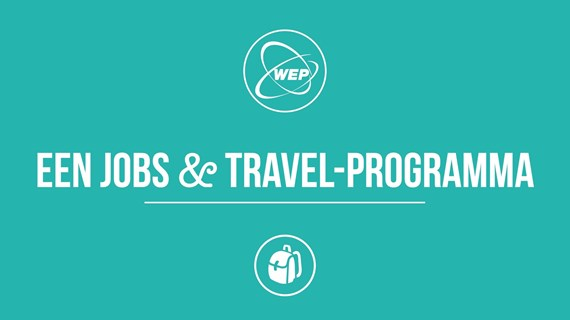(video) Een jobs & travel programa