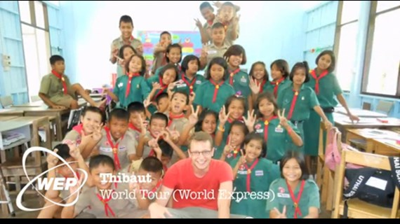 Thibaut - World Express (videogetuigenis)