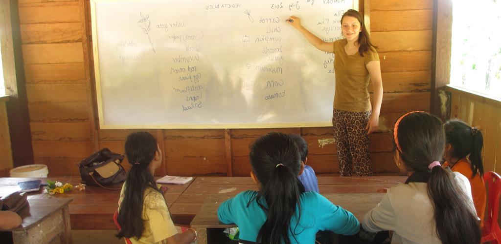 Vrijwilligerswerk Doen In Het Engels