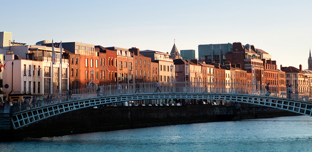 WEP Header - Ireland - Dublin
