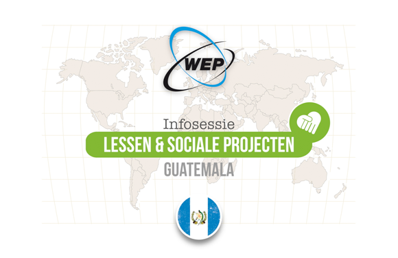 (Video) Infosessie - Sociale projecten in Guatemala