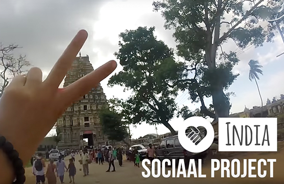 (video) Sociaal project in India (Goa)