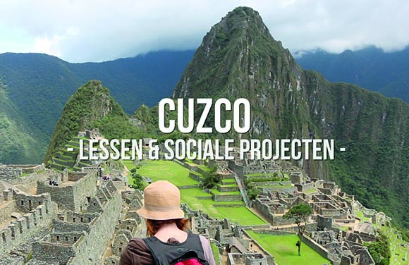 (video) Lessen & sociale projecten in Cusco